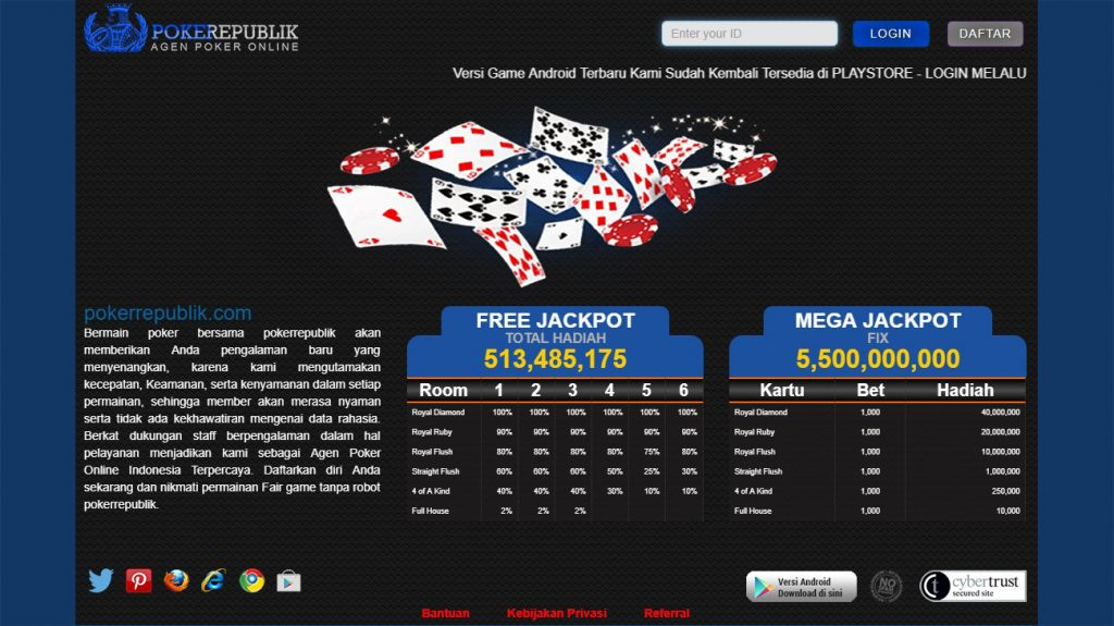 PokerRepublik | Poker Online
