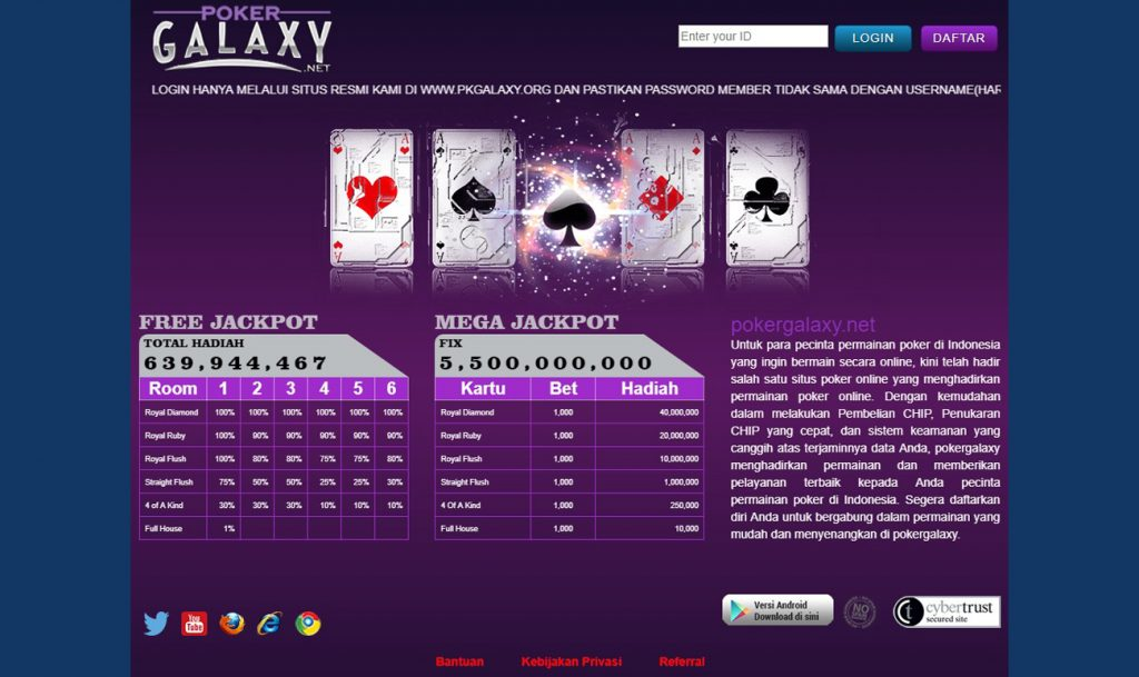 pokergalaxy