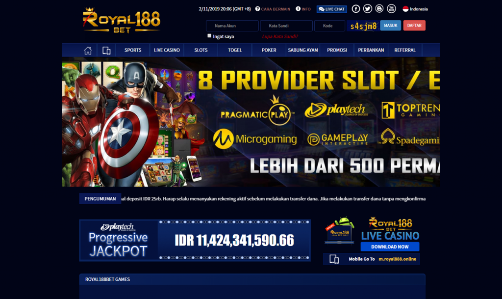 Royal188bet - Link Alternatif Royal188bet, Judi Online Royal188bet